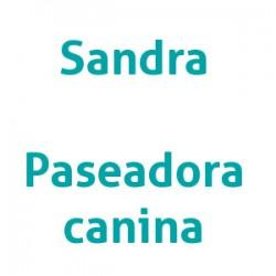 Sandra - Paseadora canina y criadora de perros