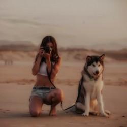 Sandra Cobos - Fotógrafa de mascotas