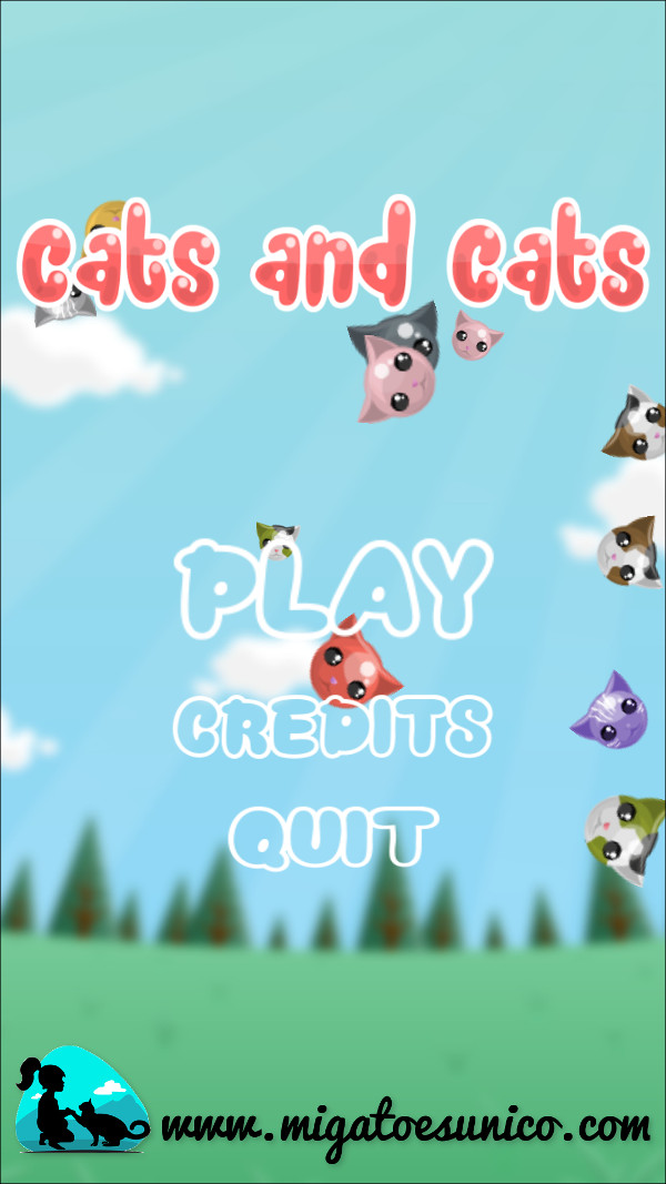 Cats & Cats - Inicio