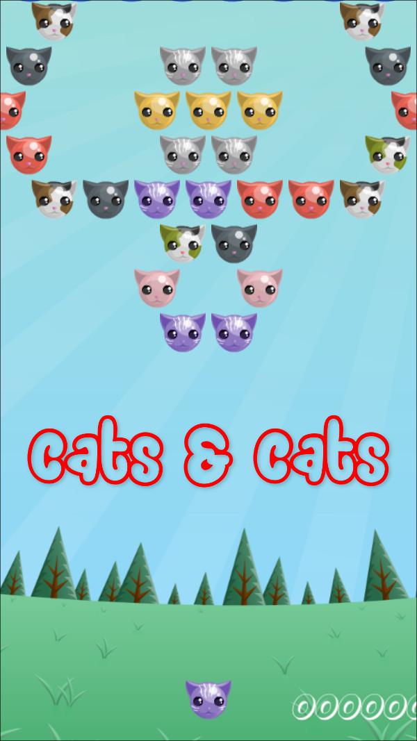 Cats & Cats - Pantalla 1