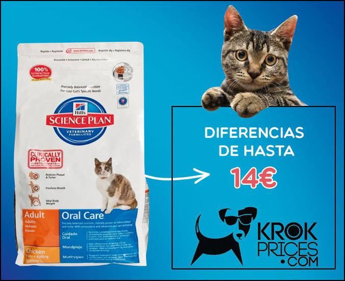 Krokprices es la manera más rápida de comparar los mejores precios y ofertas online de las marcas más importantes en piensos para perros y gatos.
