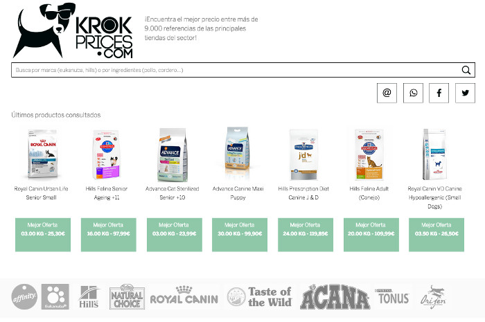 Krokprices.com