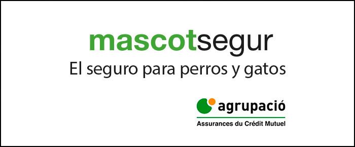 Mascosegur - El seguro de Agrupació para cubrir a nuestra mascota.