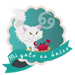 Horóscopo de gatos y mascotas - Signo Cancer