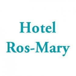 Hotel Ros-Mary - Admiten mascotas