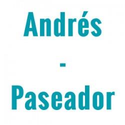 Andrés - Paseador de perros