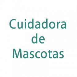 Rocio Luque - Cuidadora de Mascotas